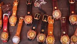 """""""GATA""""watch smithさんの手作り時計"""
