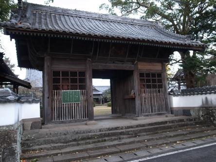 大村一族の菩提寺1