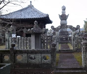 大村一族の菩提寺3