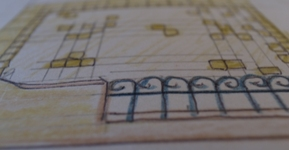 お庭 デザイン画9
