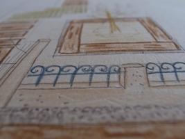 お庭 デザイン画4
