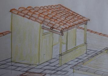 お庭 デザイン画7