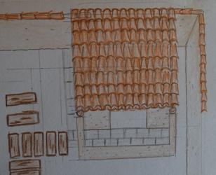 お庭 デザイン画6