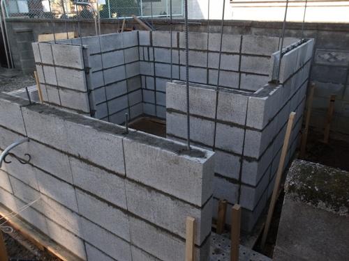 積み上げられたブロック2
