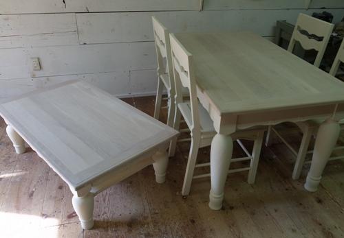テーブルセット1