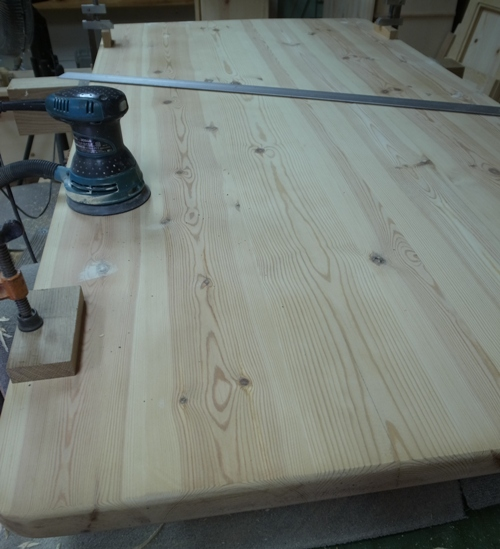 テーブルの天板2