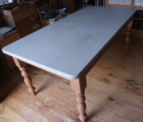 テーブルの天板5